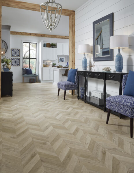 Palace Chevron by Mannington
