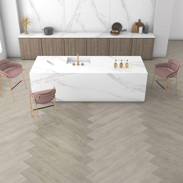 The Style Collection by Beaulieu-Elegant Light & Medium Grey