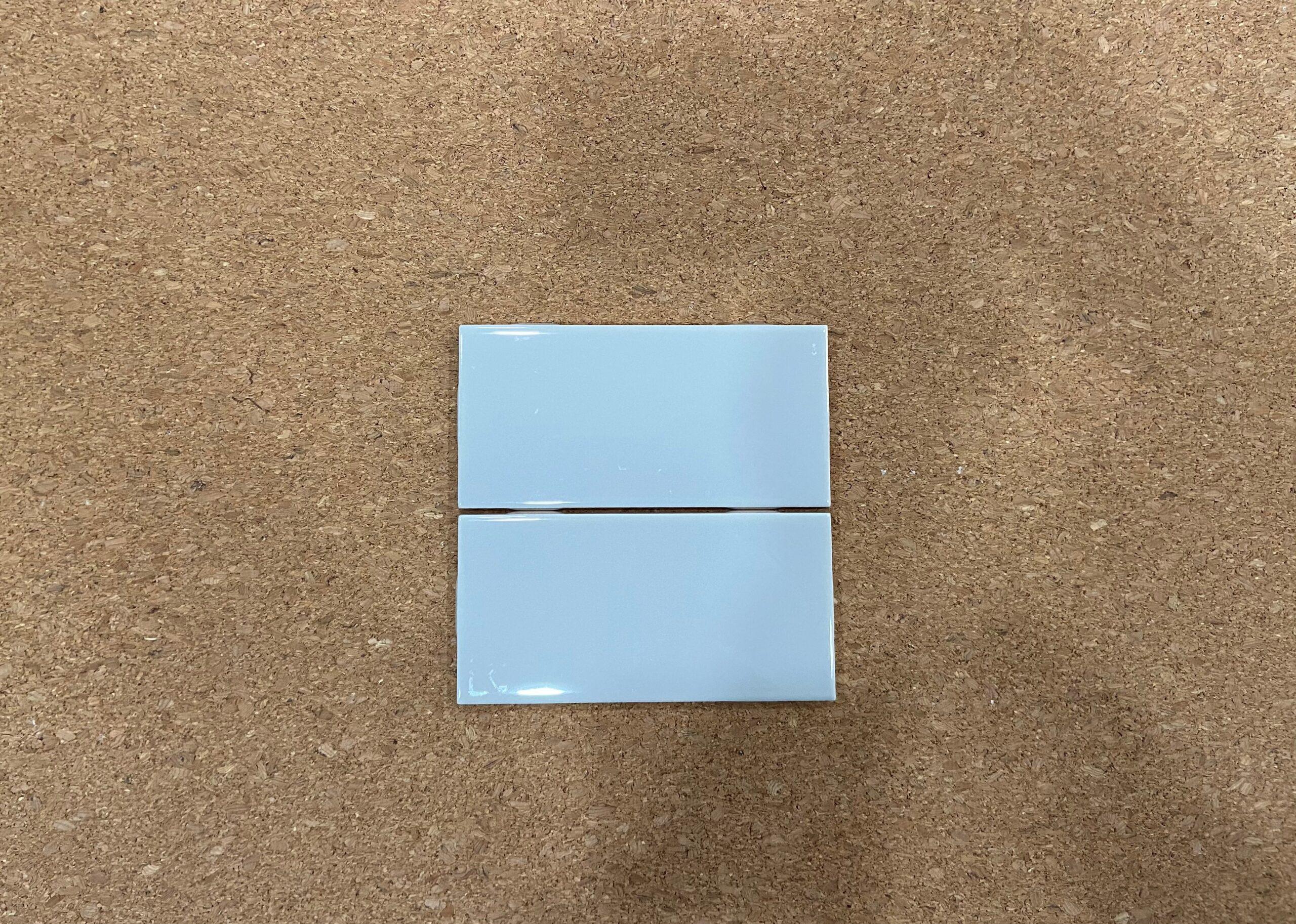 Clearance Tile 3 x 6 Grey