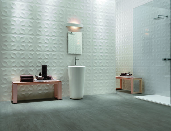 Atlas Concorde 3D Wall Design, tile