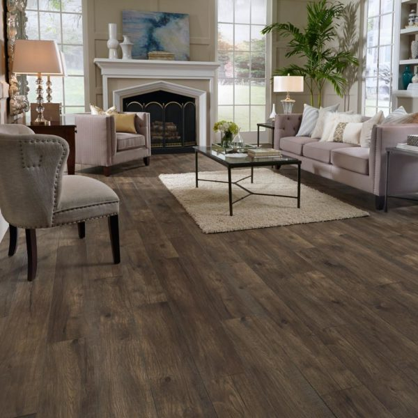 Hillside Hickory - Coal by Mannington