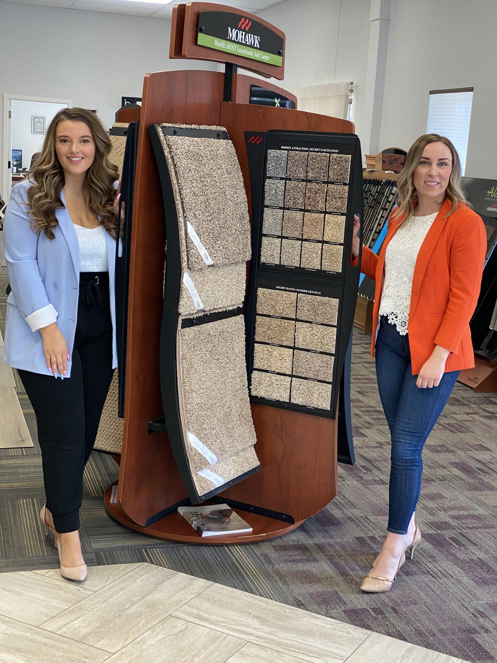 Nufloors Saskatoon Sales Specialists