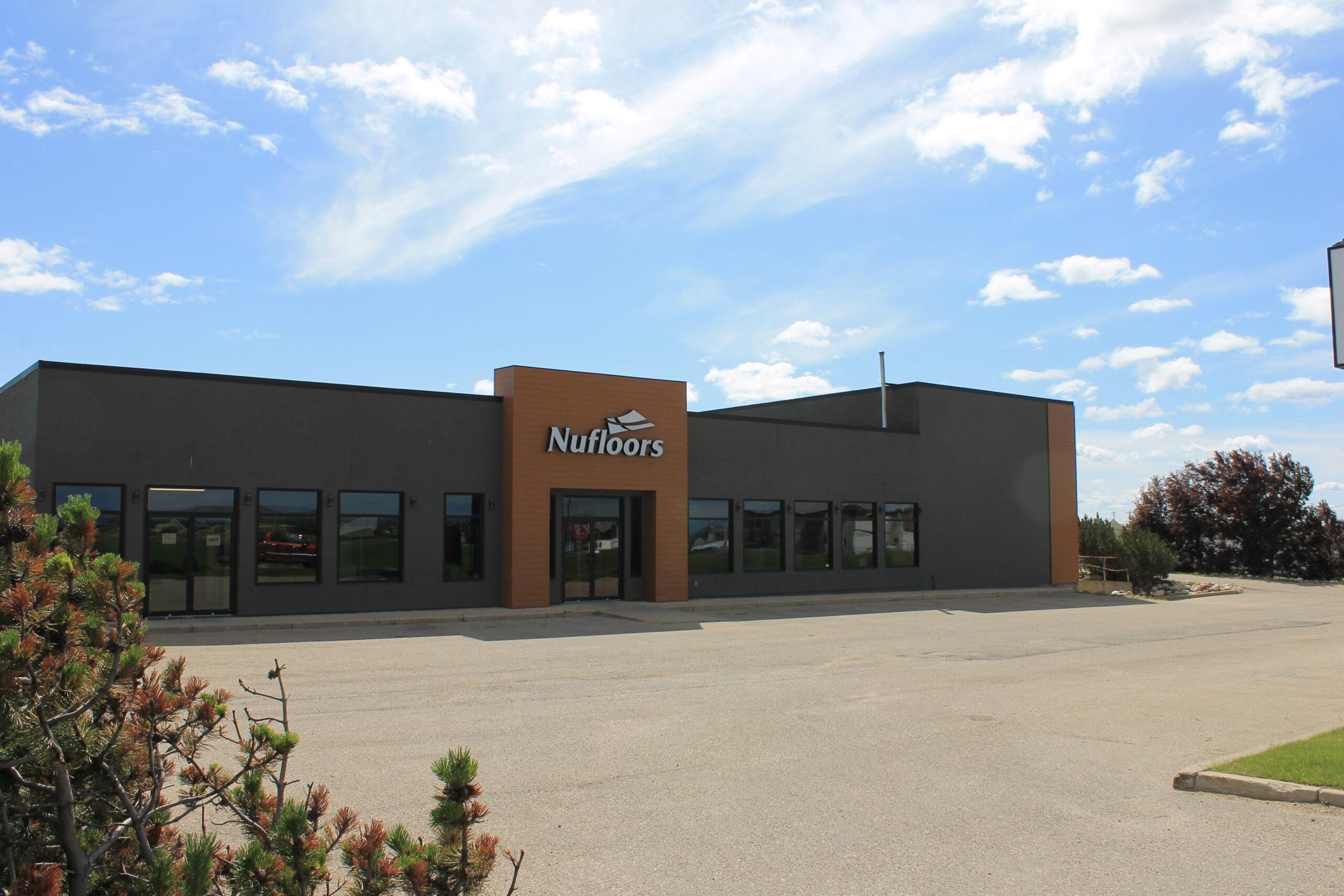 Nufloors Grand Prairie store front