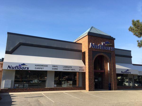 Nufloors Kelowna Storefront