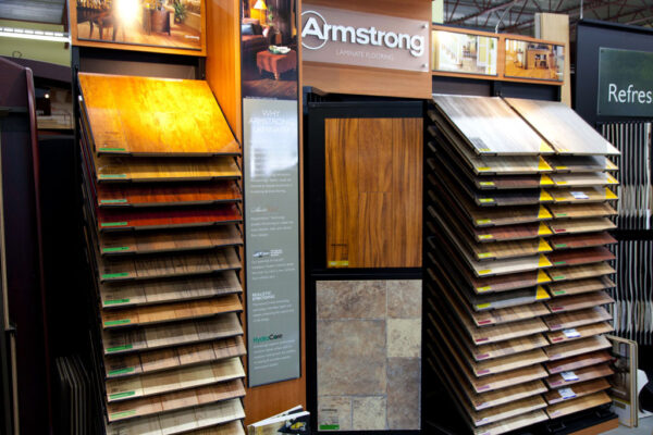 Nufloors Castlegar Armstrong Laminate Flooring Samples