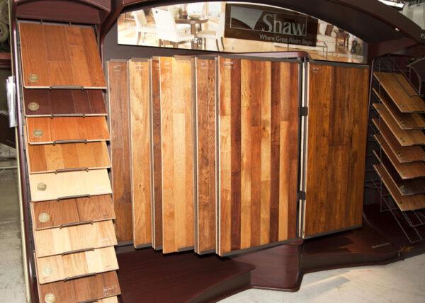 Nufloors Castlegar Shaw Flooring Samples