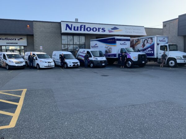 Nufloors Langley Storefront