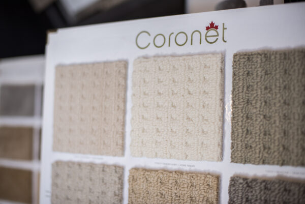 Nufloors Camrose Coronet Carpet Samples