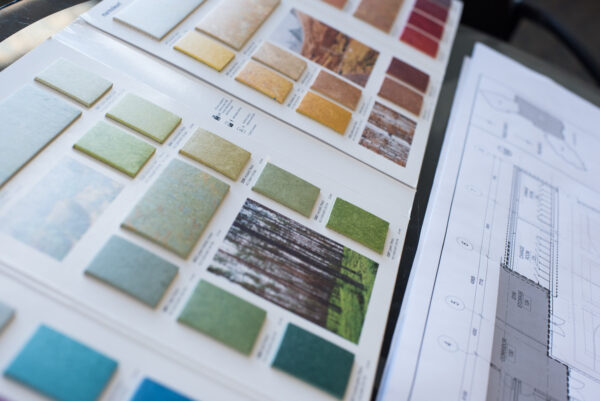 Nufloors Camrose Tile Colour Samples