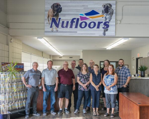 Nufloors Penticton Team 2020
