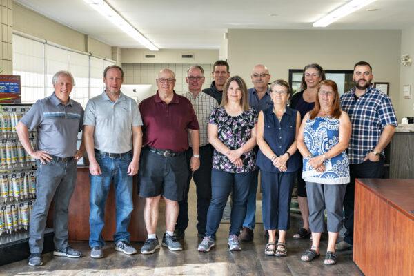 Nufloors Penticton Staff Photo