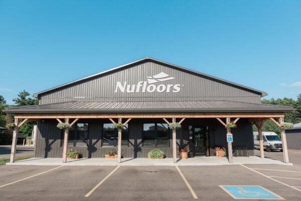 Nufloors Simcoe Storefront