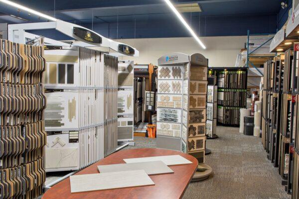 Nufloors Penticton Tile Samples