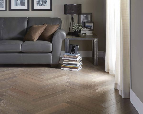 White Oak Legacy Grey by Richmond Hardwood