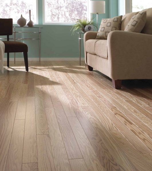 Red Oak Natural by Richmond Hardwood