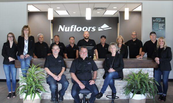 Staff Photo at Nufloors Salmon Arm