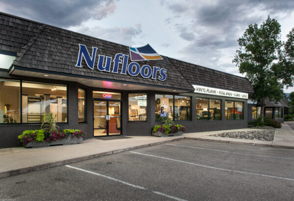 Nufloors Salmon Arm Storefront