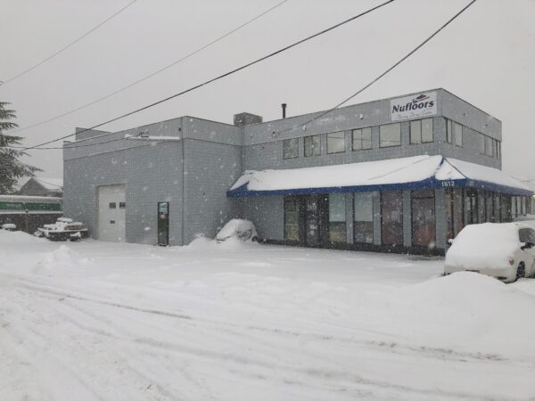 Nufloors Nanimo Storefront