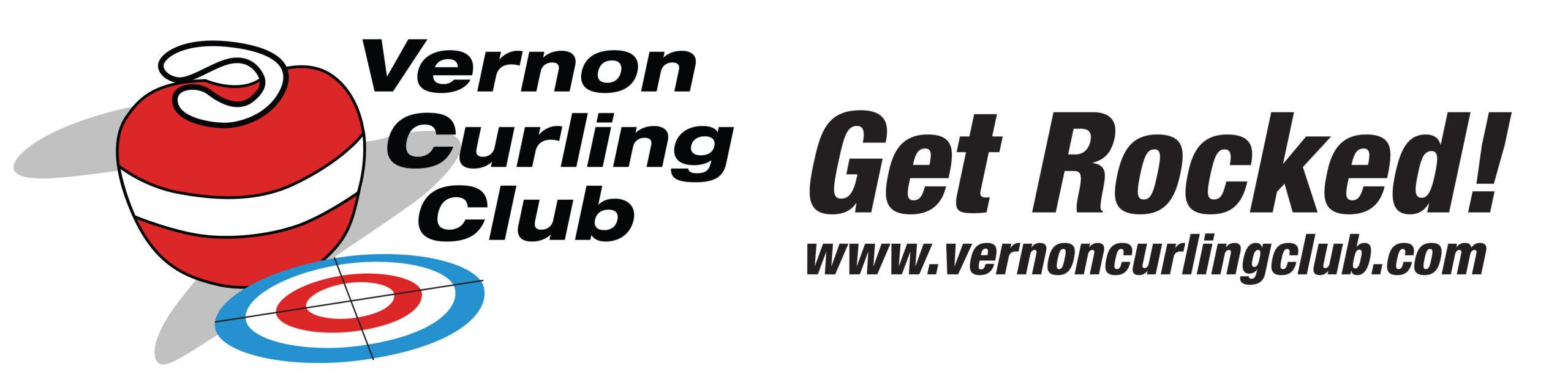 Vernon Curling Club Logo