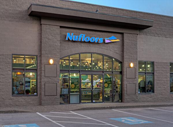 Nufloors Vernon Storefront