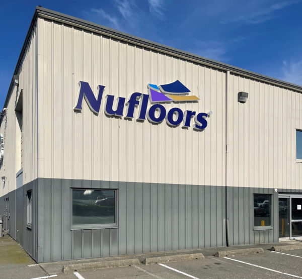 Nufloors Comox Valley Storefront
